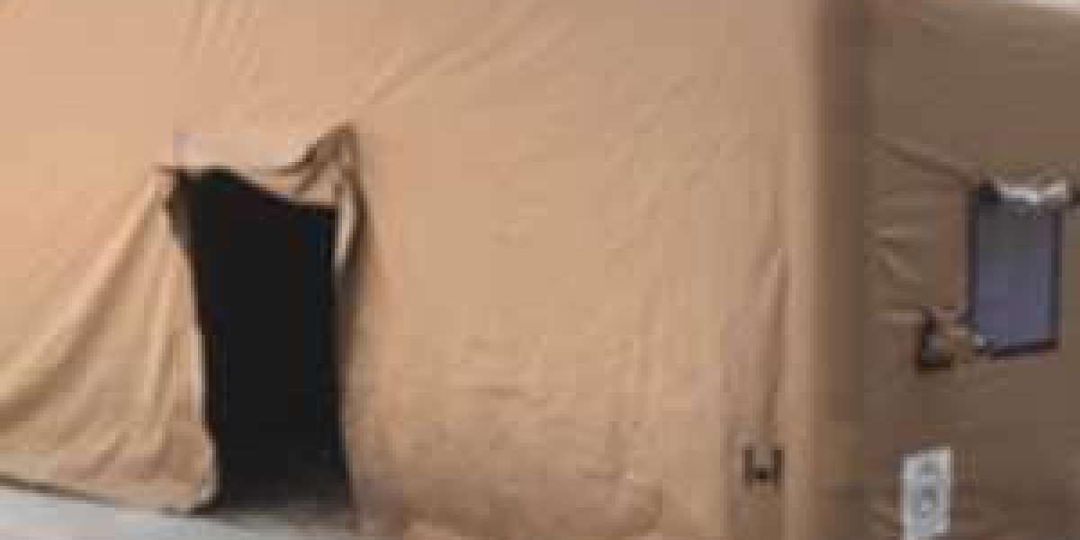 Şişme Çadır